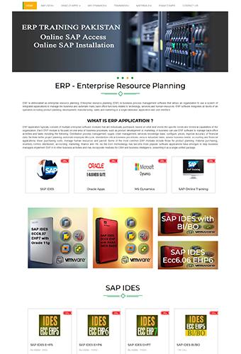 ERP Training Pakistan